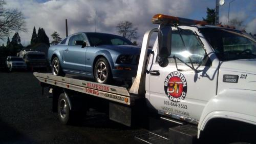 towing in beaverton, hillsboro, tigard, portland